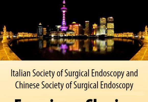 Italian Society of Surgical Endoscopy and Chinese Society of Surgical Endoscopy – Experience Sharing – Padova – 15-16 Giugno 2018
