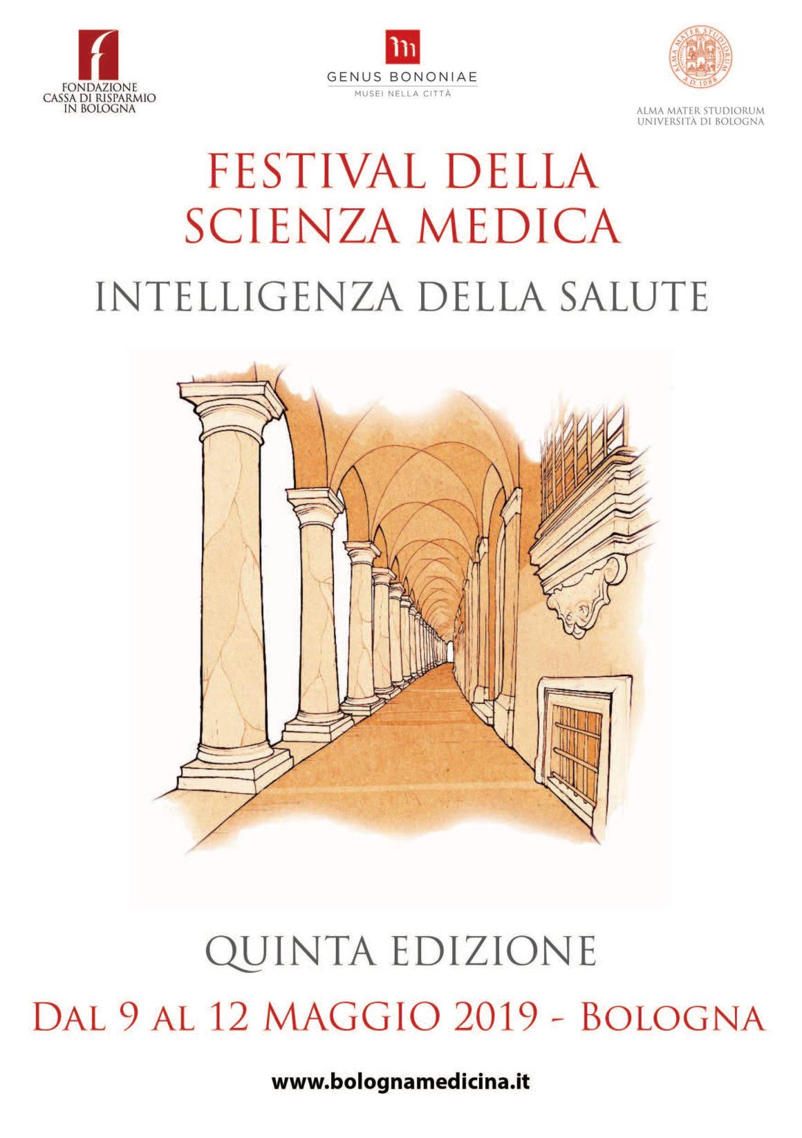 Festival della scienza medica – Bologna – Dal 9 al 12 maggio 2019