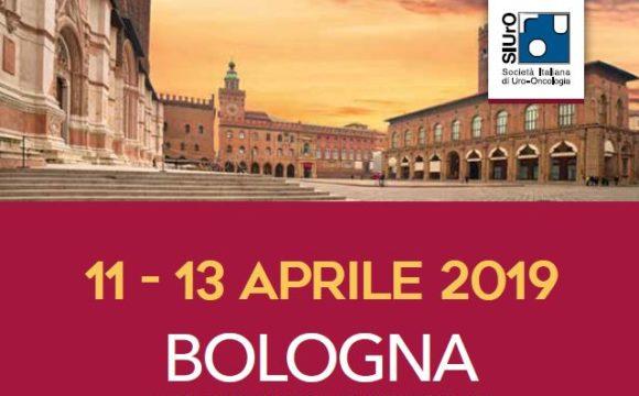 XXIX CONGRESSO NAZIONALE SIUrO – Bologna – 11-13 Aprile 2019